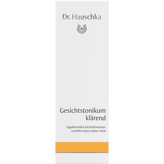 dr hauschka gesichtstonikum kl rend 100 ml 20 50 rege. Black Bedroom Furniture Sets. Home Design Ideas